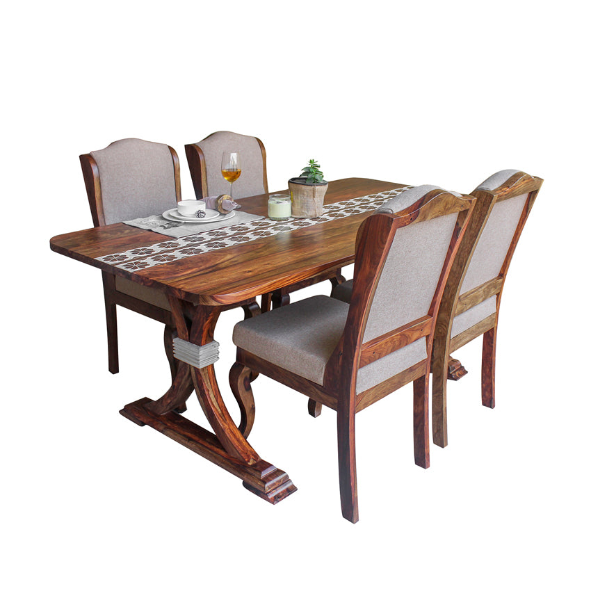 Taarkashi Solid Wood Dining Set