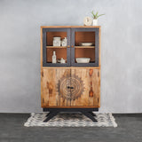 Koby Solid Wood Hutch