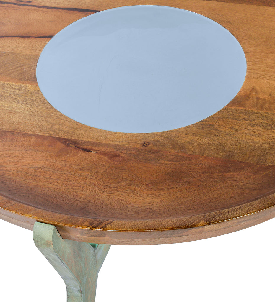 Round Coffee Table Dimensions: Buy Oleg Vintage Round Coffee Table Online
