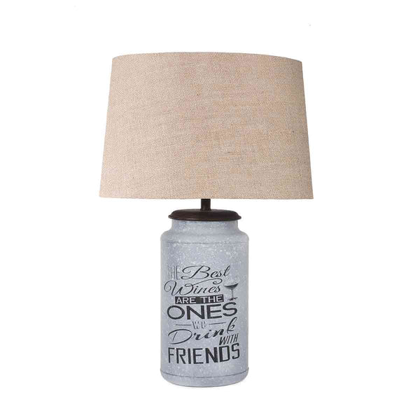 Casey Wine Table Lamp
