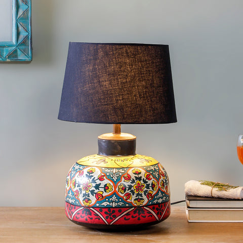 Bluebeard Hand Painted Table Lamp Online