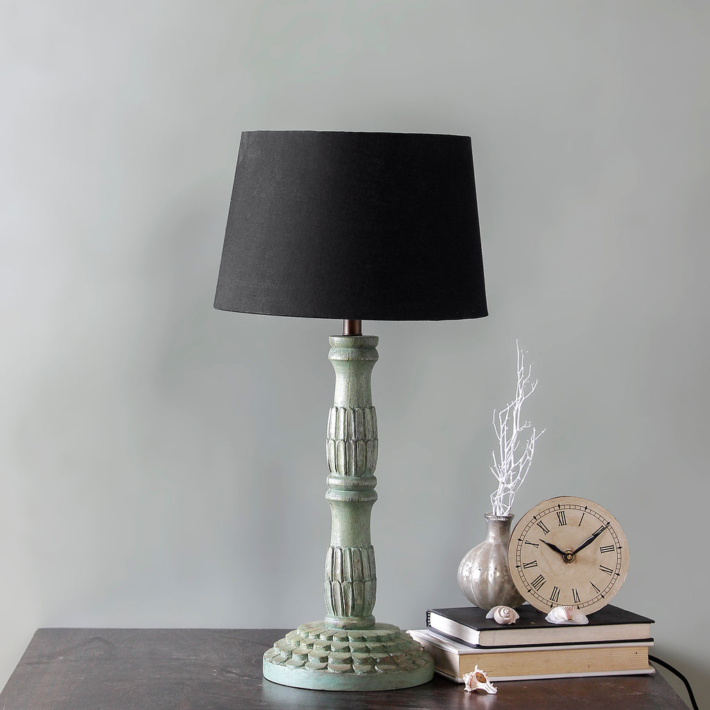 Buy Arwen Antique Green Table Lamps Online
