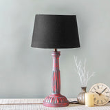 Buy Arwen Antique Red Wood Table Lamps online