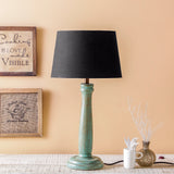 Buy Ellie Sky Wood Table Lamps Online