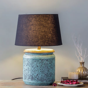 Doolittle Distress Sky Table Lamps Online