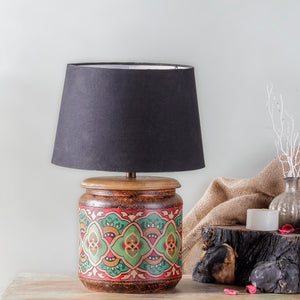 Buy Simonova Hand painted Table Lamp
