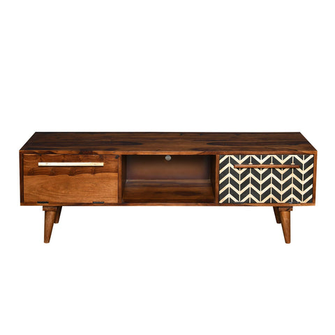 Sheesham wood tv unit