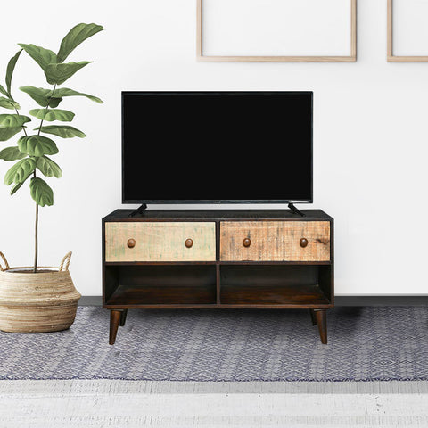 Dyson Solid Wood TV Unit