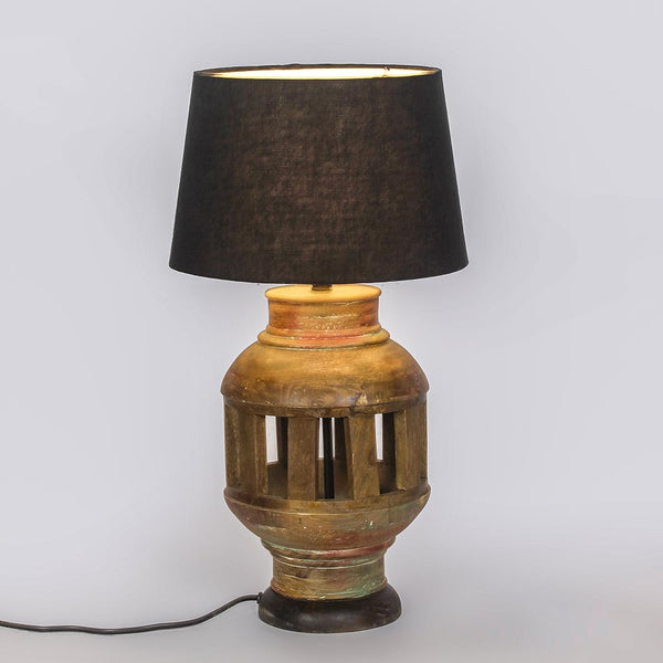 Eduardo Vintage Table Lamp 3