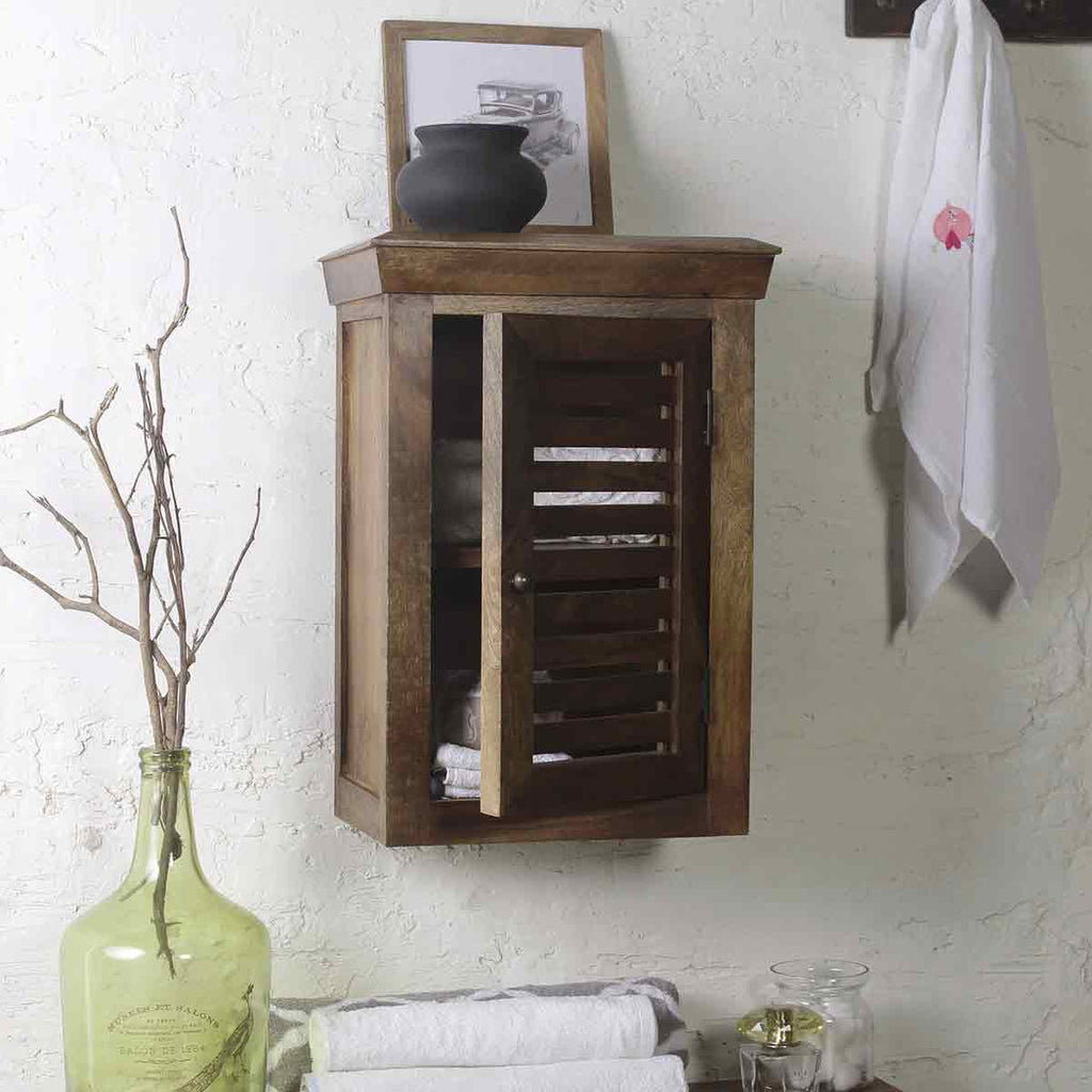 Buy Solid Wood Bath Cabinet online