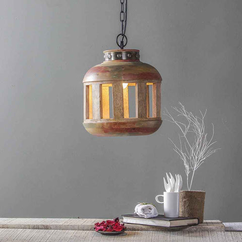 Brewer Ombre Large Pendant Lamp 1