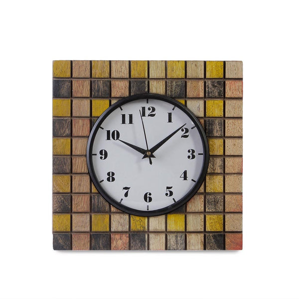 Bartlett 9 Square Table Clock a