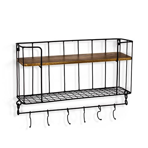 Casa industrial wall shelf 2