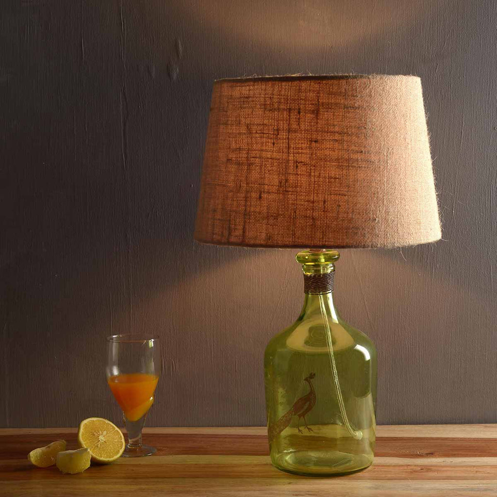 Buy Alvin Green Table Lamp online