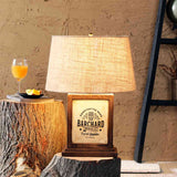 Orion Barrel Table Lamp