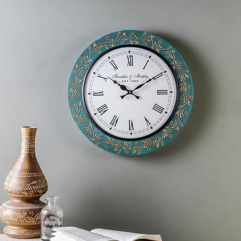 Everdene MDF Sky 15 Wall Clock