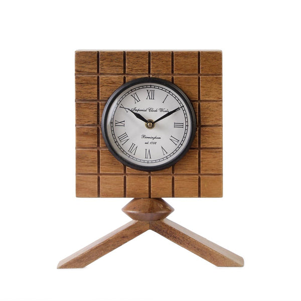 Dorothy 9 Square Table Clock a