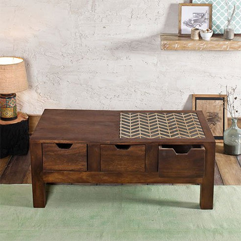 Buy Susan Moss Rectangular Coffee Table online