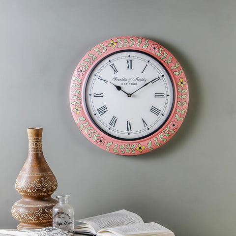 Everdene MDF 15 Wall Clock