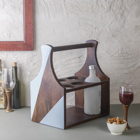 Cabernet Wooden Beer Tray