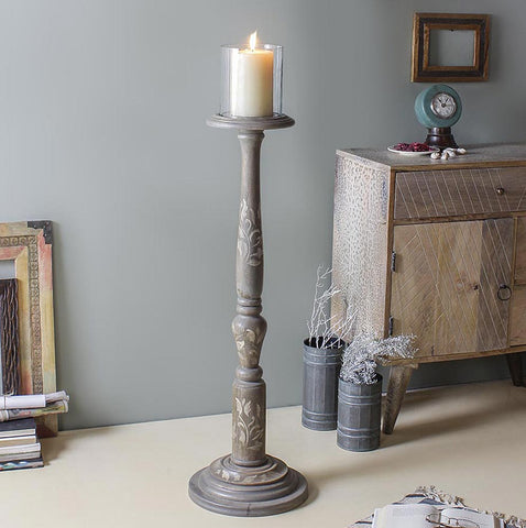 Le Chiffre Floor Candle Stand