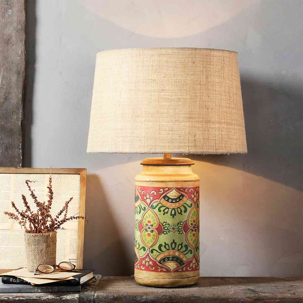 Buy Casey Hand Painted Table Lamp online