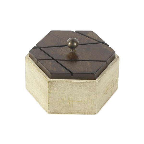 Coffee Trap Wooden Box a