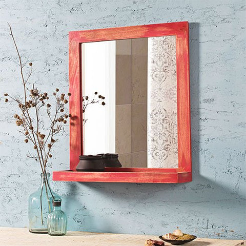Havana Vintage Red Mirror2