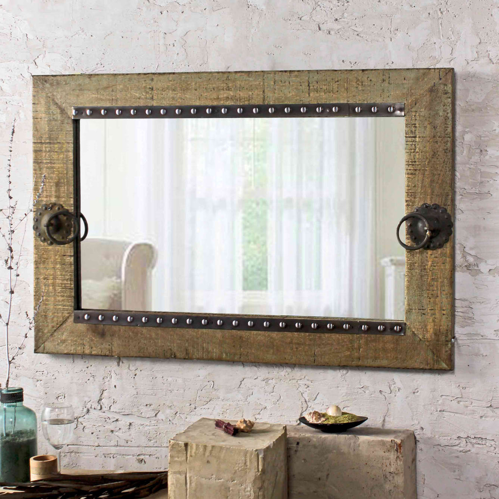 Buy Olivian Large Mirror Online Decorative Wall Mirrors Fabuliv