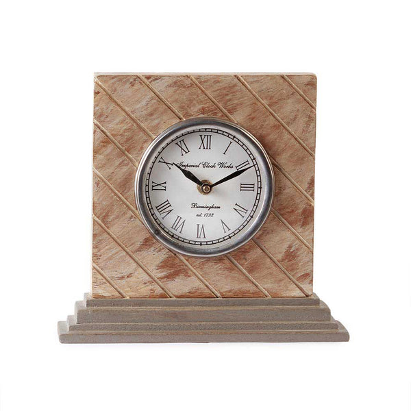 Cartman 8 Square Table Clock a
