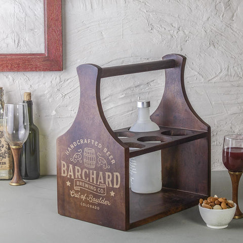 Grenache Wooden Beer Tray