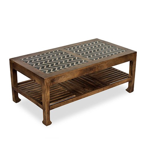 Ashley Maple Rectangular Coffee Table 2