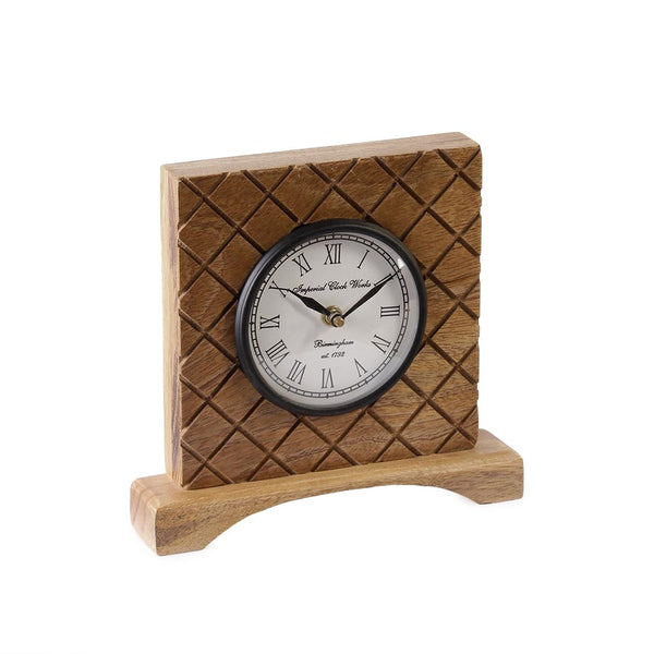 Dorothy 7 Square Table Clock a