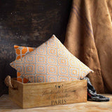 Paris Natural Wooden Bucket
