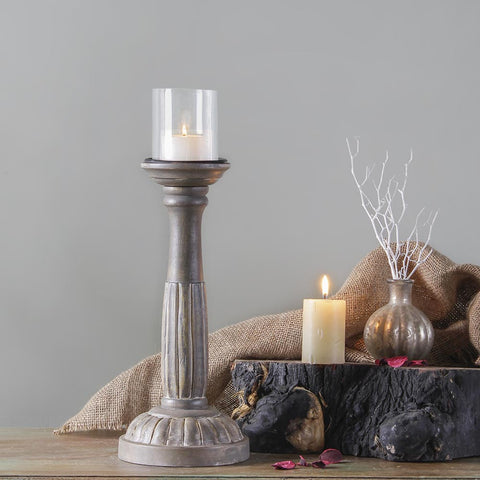 Arable Candle Holder