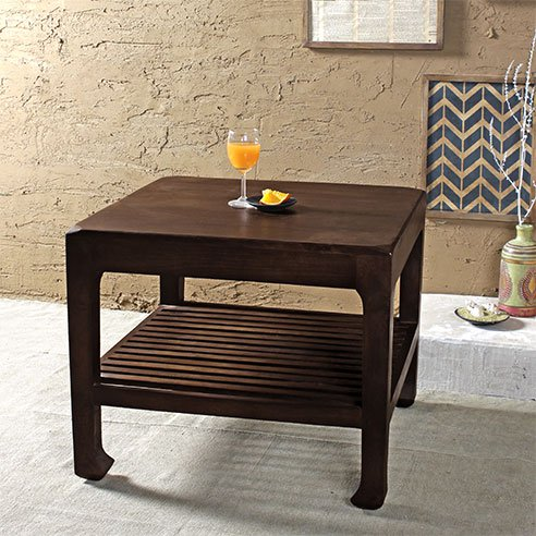 Ashley Chocolate End Table