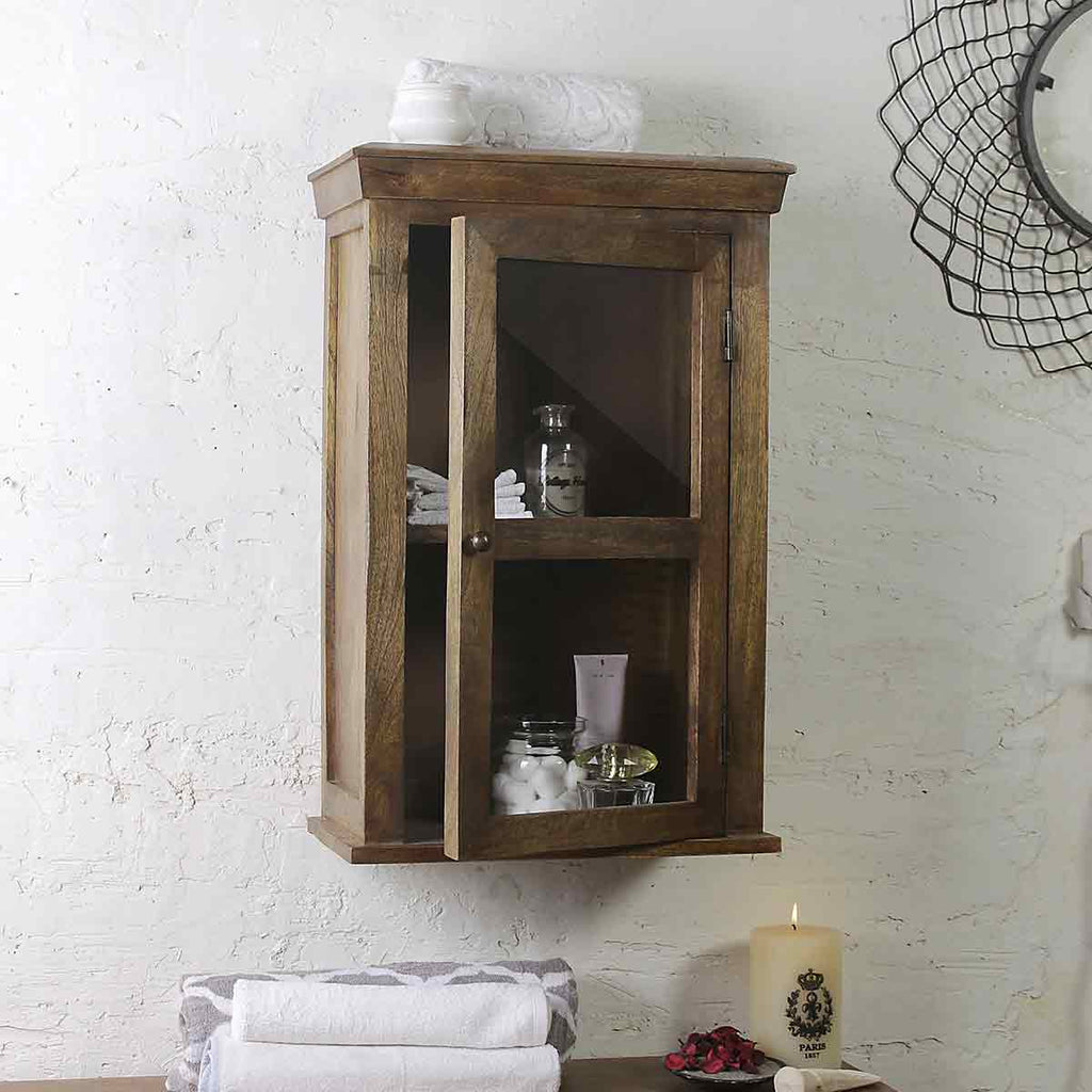 Solid Wood Bath Cabinet online