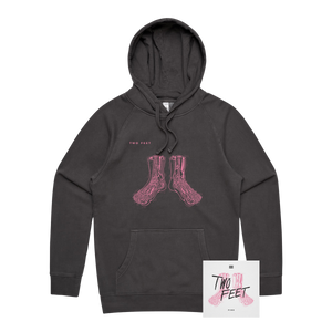 Pink Album Pullover Hoodie & Digital Download Bundle