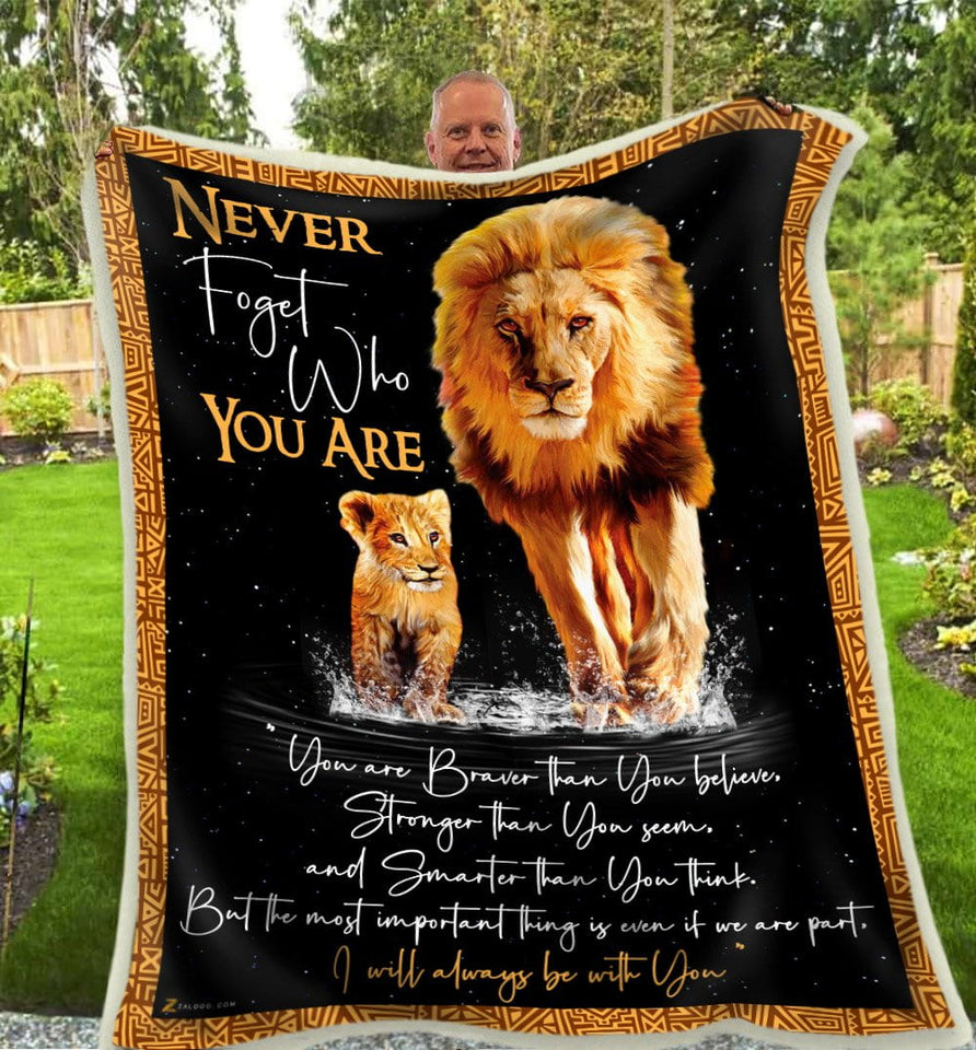Blanket Family Never forget who you are