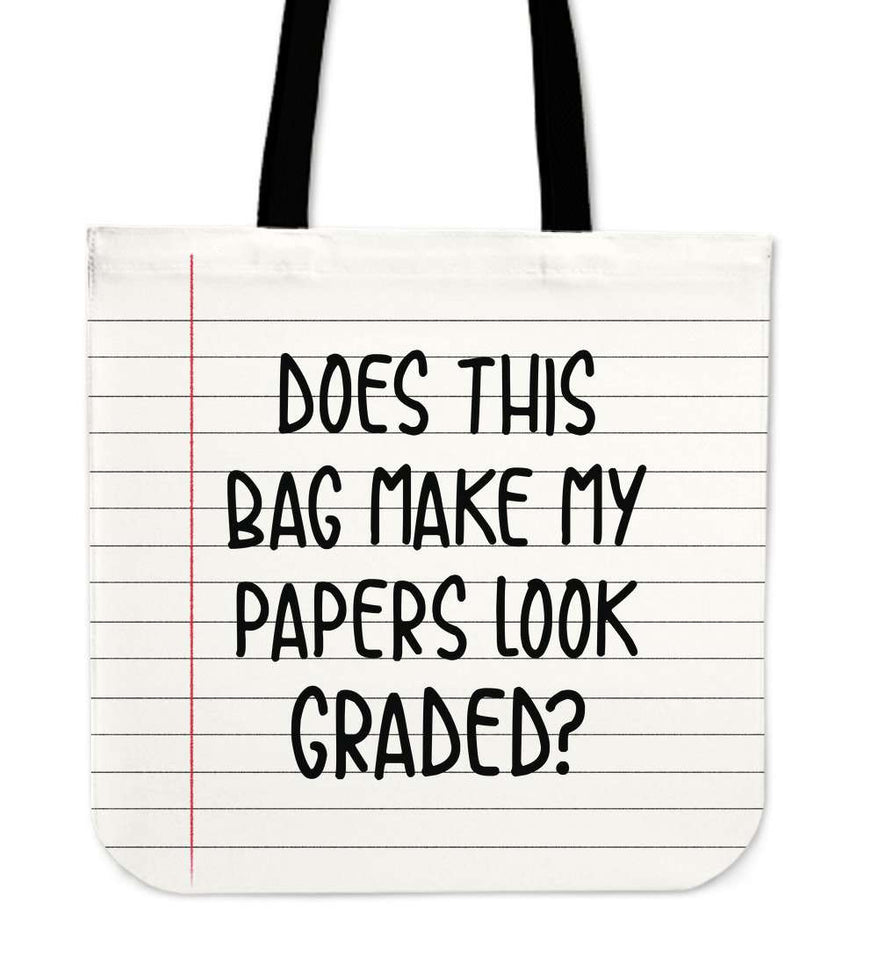 Tote bag - Teacher - Does this bag make - yenyenstore