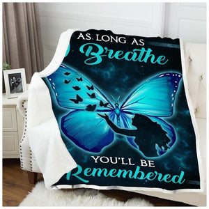 BLANKET - Butterfly - You'll Be Remembered - yenyenstore