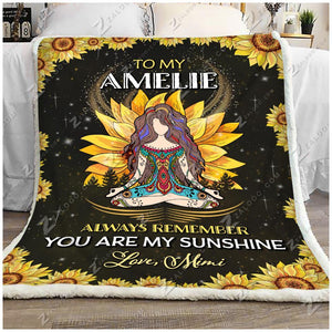 Blanket - Hippie - To My Amelie