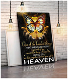 Canvas - The Angels Carried You Up To Heavenieve - yenyenstore