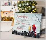 Zalooo Someday Cardinal Wall Art Canvas Christmas Wall Art Canvas - Zalooo.com Custom Wall Art Canvas