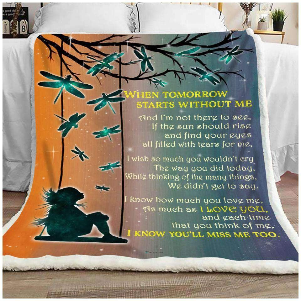 BLANKET - Dragonfly - I Know You'll Miss Me Too - yenyenstore