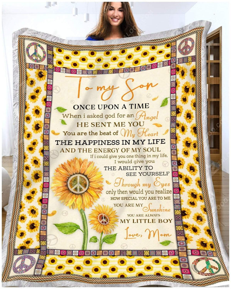 Blanket - Hippie - To My Son - Once Upon A Time