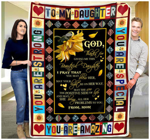 Blanket To My Daughter I pray that