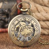 Pocket Watch - Zodiac