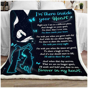 BLANKET - I'm There Inside Your Heart - yenyenstore
