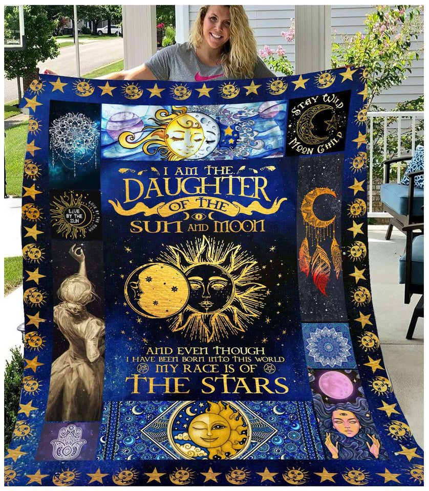 PP - Blanket - Hippie - Daughter Of The Sun And Moon - yenyenstore
